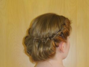 1860's Hair Roll