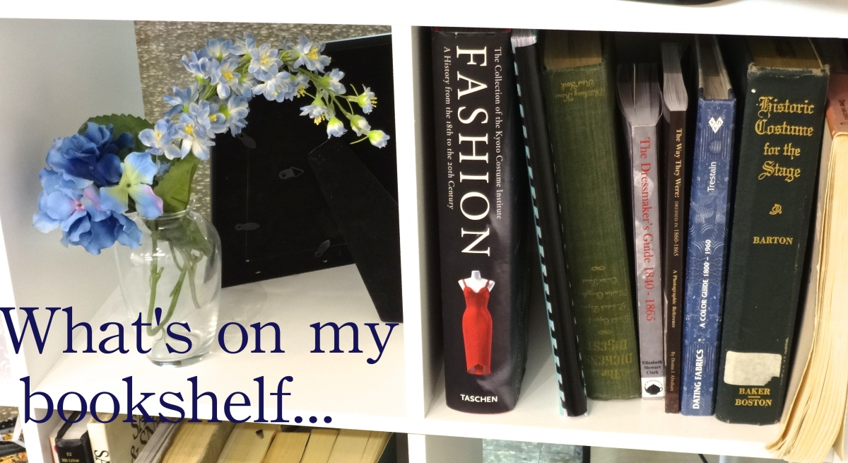 What's On My Bookshelf?