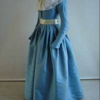 What Is Currently On My Inspiration Board: 1780's Round Gowns