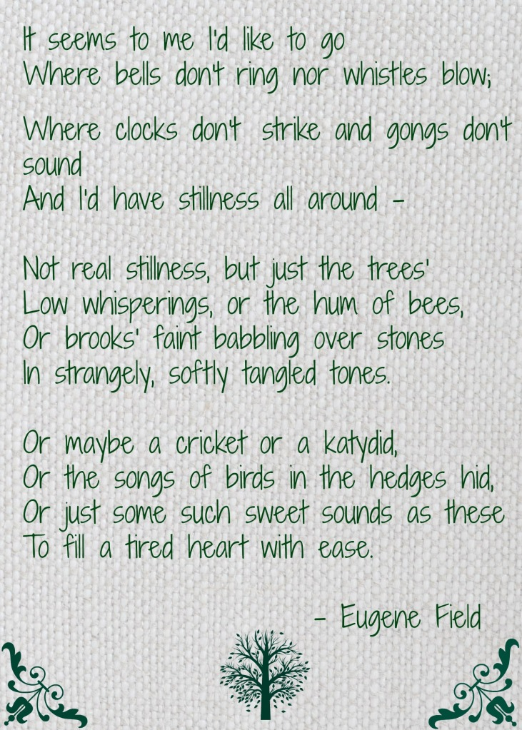 april poem