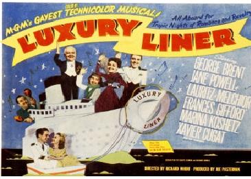 luxury-liner-xavier-cugat-lauritz-melchior-marina-koshetz-frances-gifford-george-brent-1948-rev