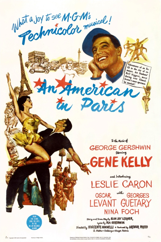 Poster - An American in Paris_03