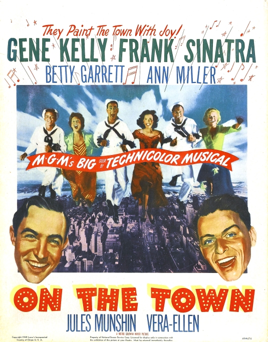 Poster - On the Town_03