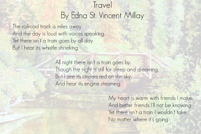 Travel Poem