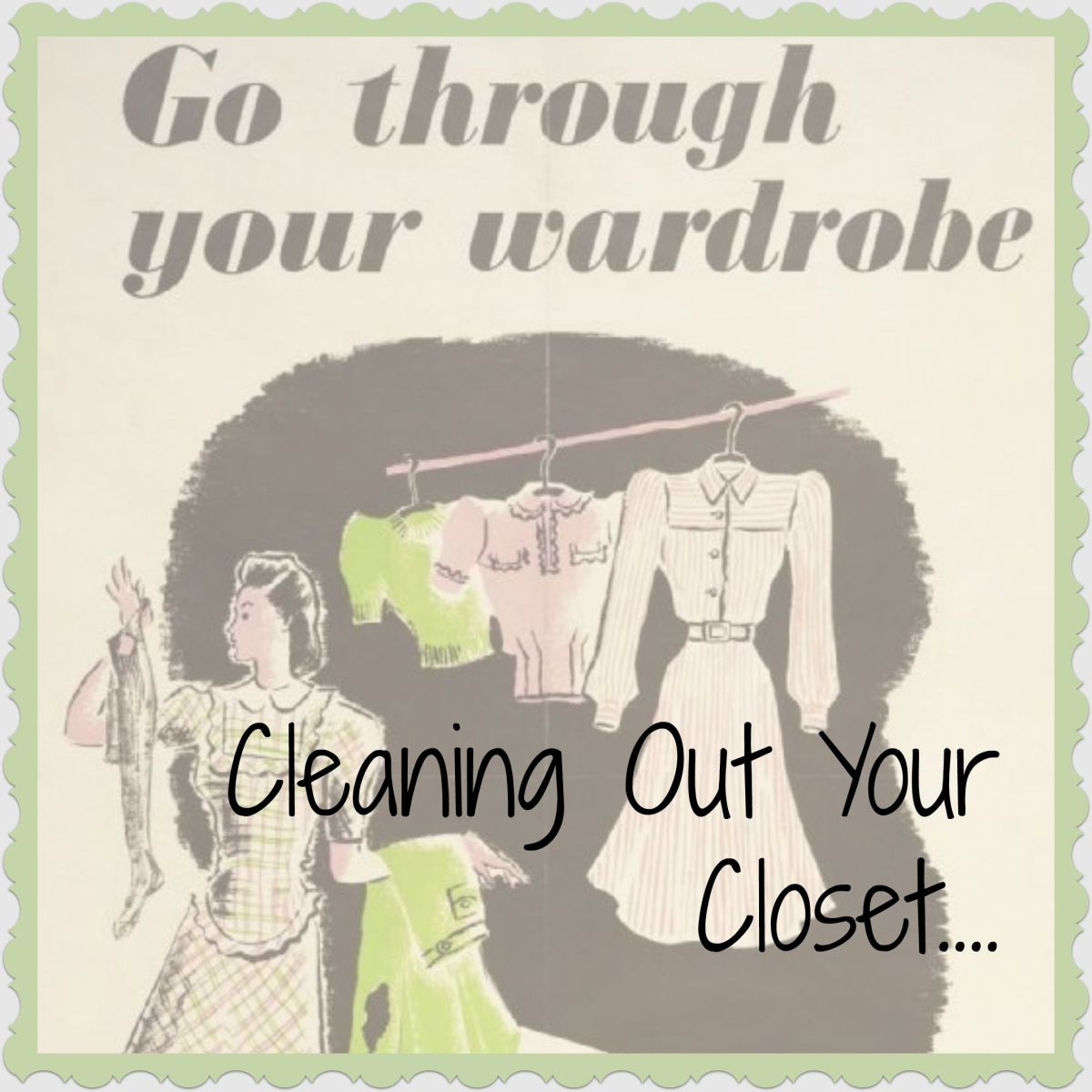 Cleaning out your closet aimee 39 s victorian armoire - Cleaning out your closet ...
