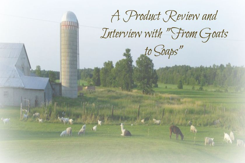 Goats to Soaps Interview