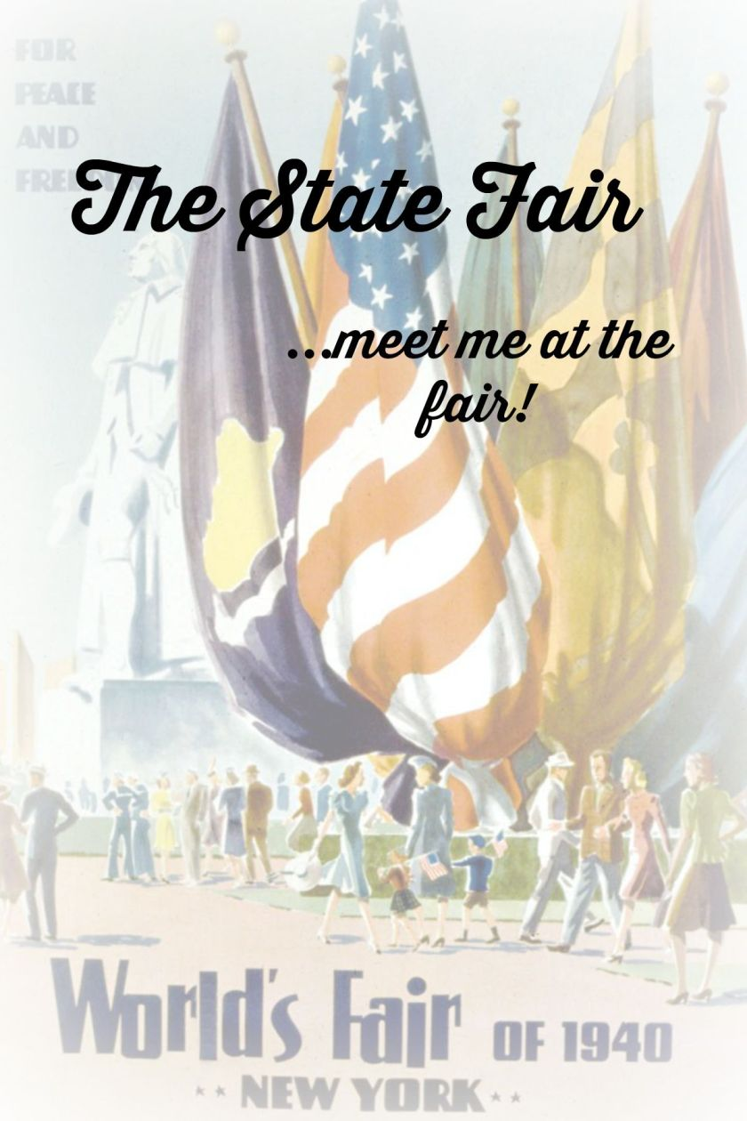The State Fair Cover