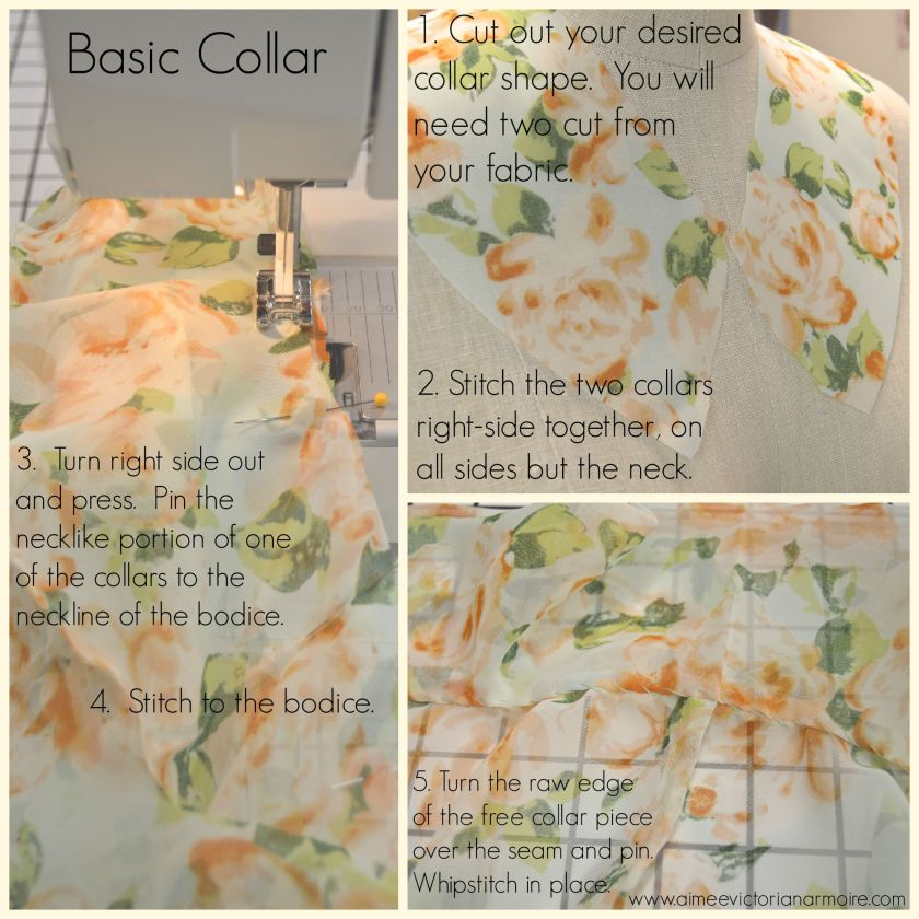 Basic collar tutorial