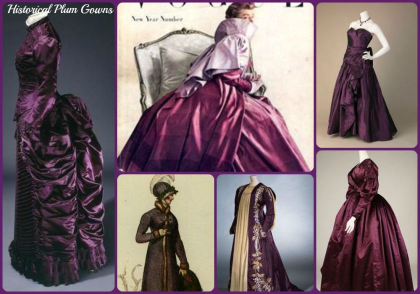 Plum Gowns