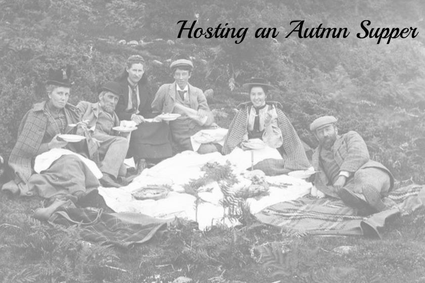 Autumn Supper cover