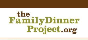 FamilyDinnerProjectWebsite