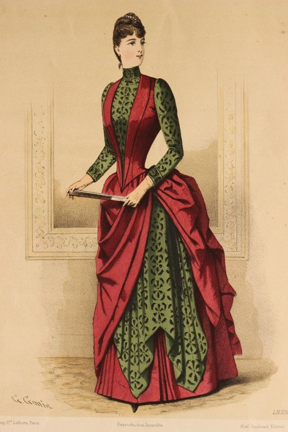 Christmas Outfits Through The Decades Aimee S Victorian