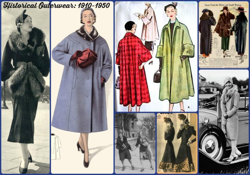 historical outerwear pt 2
