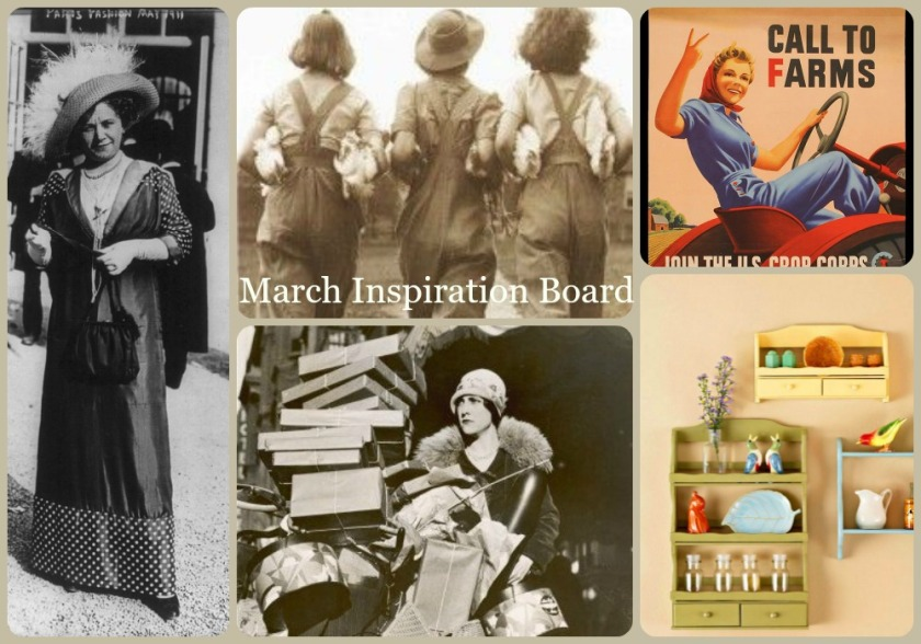 march inspiration