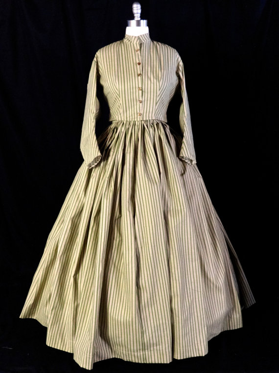 My Favorite 1860's Sewing Patterns and Finished Projects