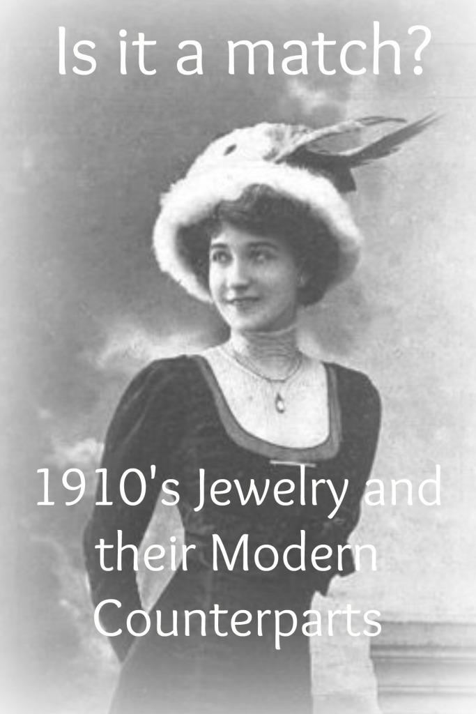 1910 jewelry