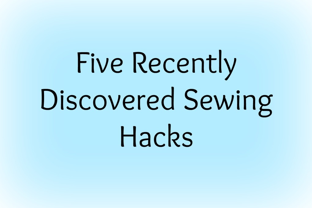 sewing hacks
