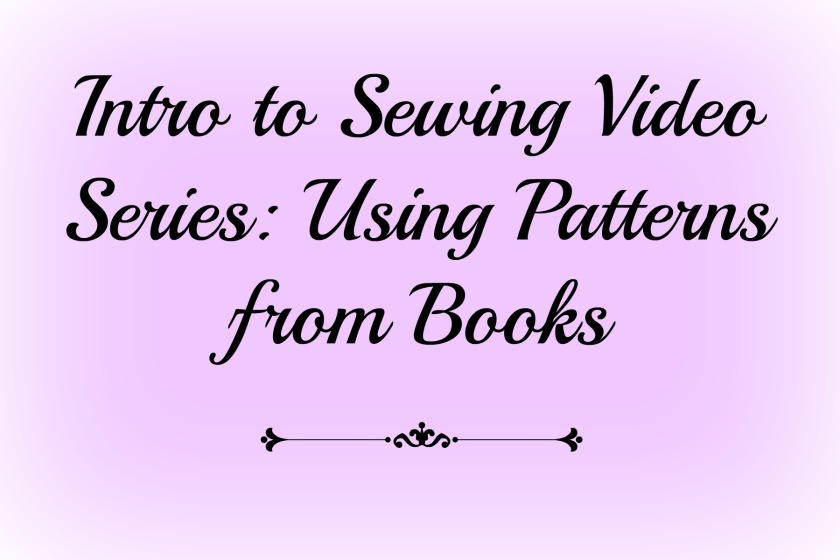 book pattern