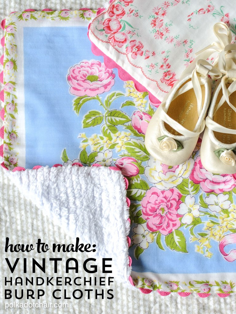 how-to-make-vintage-handkercheif-burp-cloths