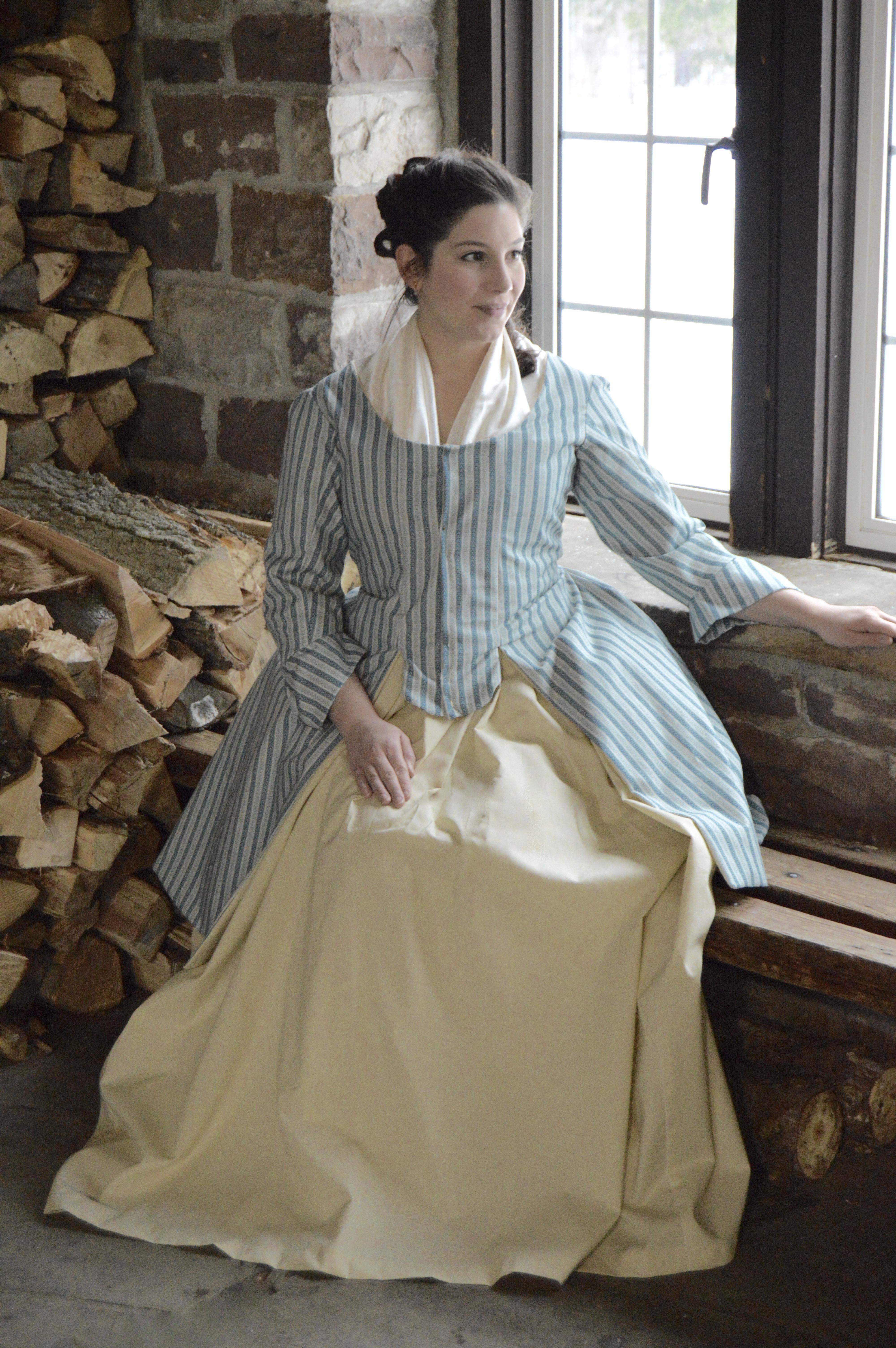 A 1770\'s Fashion Shoot | Aimee\'s Victorian Armoire